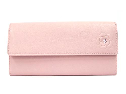 cf9c53d61238 grandseller: Chanel CHANEL goods cloth wallet (purse CHANEL / Chanel ...