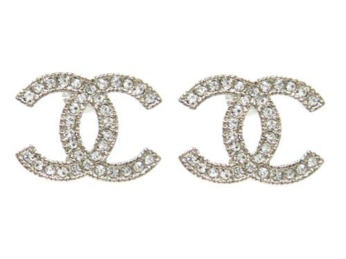 Chanel Earrings Coco Make A42175