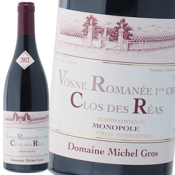 ヴォーヌ ロマネ プルミエ クリュ クロ デ レア 2016 赤ワイン ミッシェル グロ