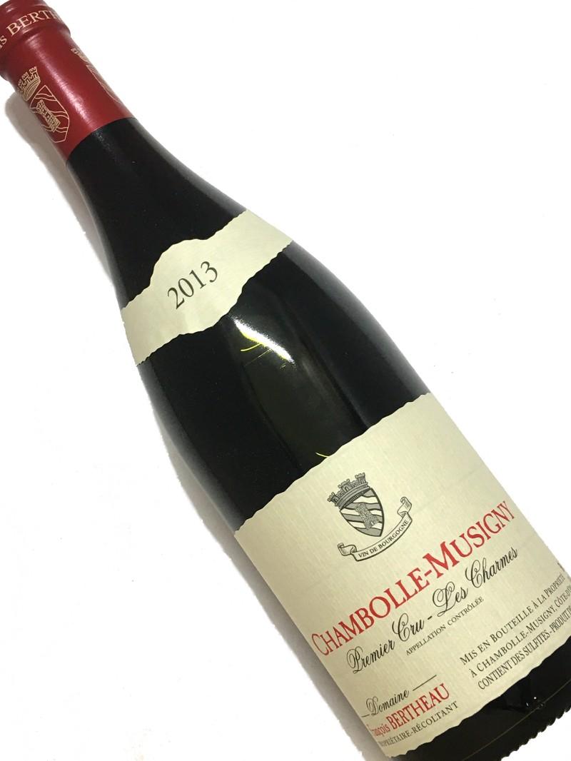 2013年 驚きの価格が実現 フランソワ 大幅値下げランキング ベルトー シャンボール ミュジニー フランス シャルム レ 750ml 赤ワイン