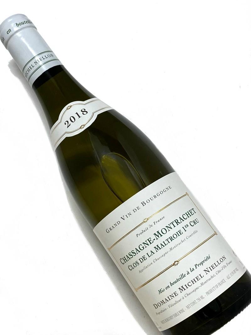 2018年 ミシェル 割引 ニーロン シャサーニュ モンラッシェ クロ ラ マルトロワ 白ワイン ド 750ml フランス ランキングTOP10