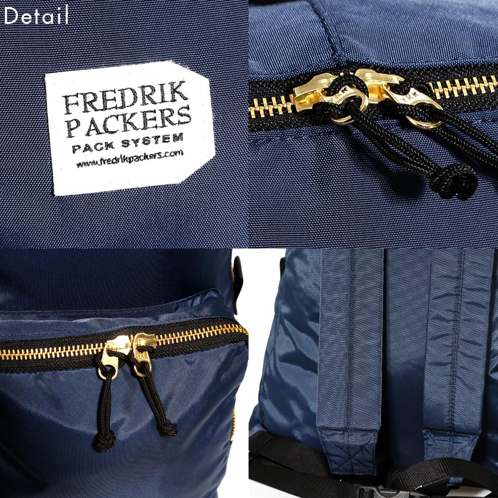 リュック リュックサック デイパック バックパック メンズ FREDRIK PACKERS フレドリックパッカーズ おしゃれ 自転車 マザーズバッグ 420D SNUG PACK S size fp 420d sngpack sdtshQr