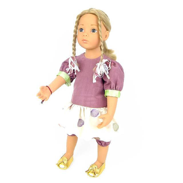 【ゴッツ 抱き人形 50cmタイプ XLサイズ Lena】Gotz ドール 着せ替え リアル ドイツ