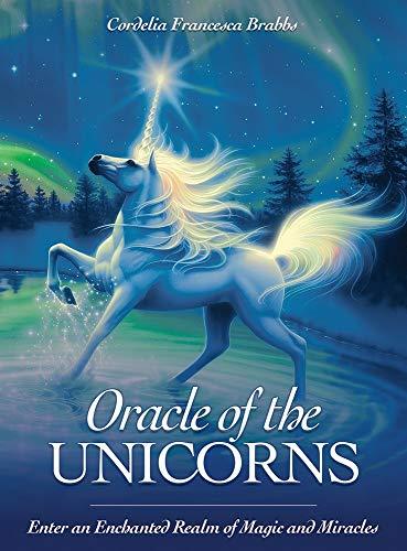 オラクルカード ユニコーン オラクル 品質保証 占い Oracle of the Unicorns Enter Enchanted Miracles Magic and セール価格 Realm an 英語のみ タロット