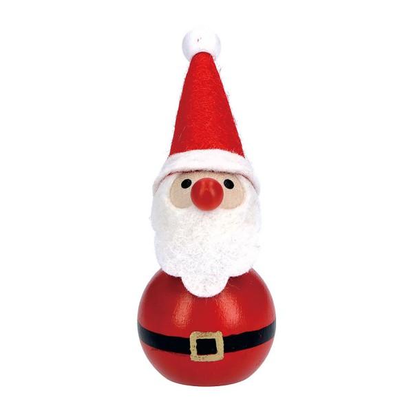 <title>おとぎの国 チェコからやってきた 木製クリスマストイ 手のひら人形 サンタクロース ハラチキ クリスマス Xmas 飾り 木 人形 チェコ製 マークス スーパーセール期間限定</title>