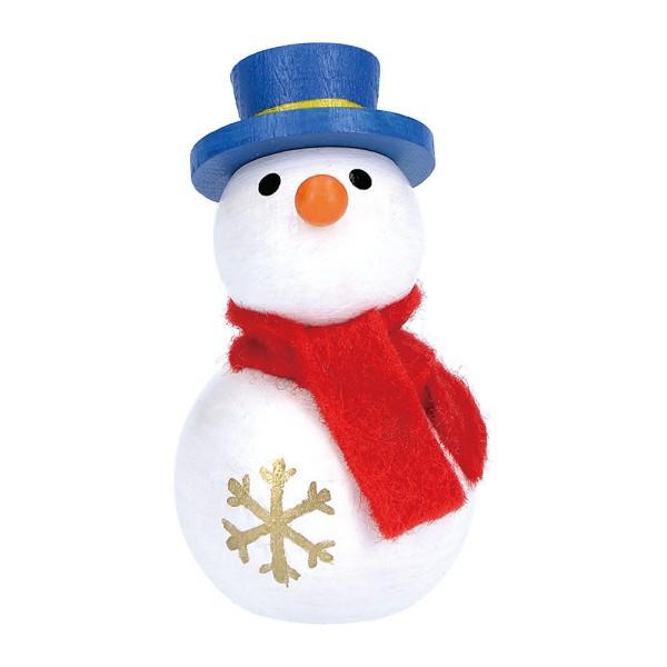おとぎの国 チェコからやってきた 木製クリスマストイ 手のひら人形 爆安プライス スノーマン ハラチキ クリスマス 人気 Xmas 飾り 人形 マークス チェコ製 木