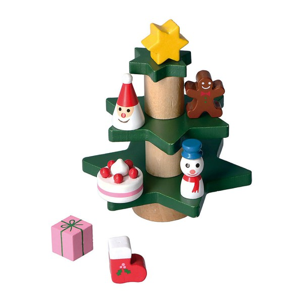 飾って 遊んで みんなで楽しめるクリスマスオブジェ 激安価格と即納で通信販売 クリスマス バランスツリー マークス ミニゲーム お求めやすく価格改定