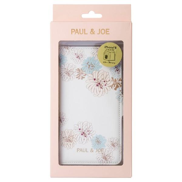970060cce3 ... Smartphone case notebook type PAUL & JOE black-and-white drawing cat  lemon