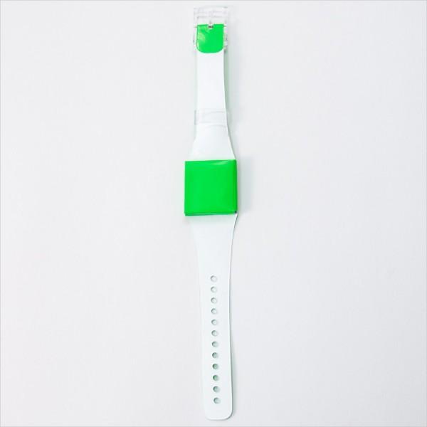 腕時計・ネオン(Green)/I LIKE PAPER(アイライクペーパー)【レディース メンズ】