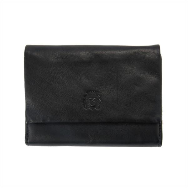財布 メンズ 本革 ヌメ革 LFウォレット ブラック GRAPHIA グラフィア マークス