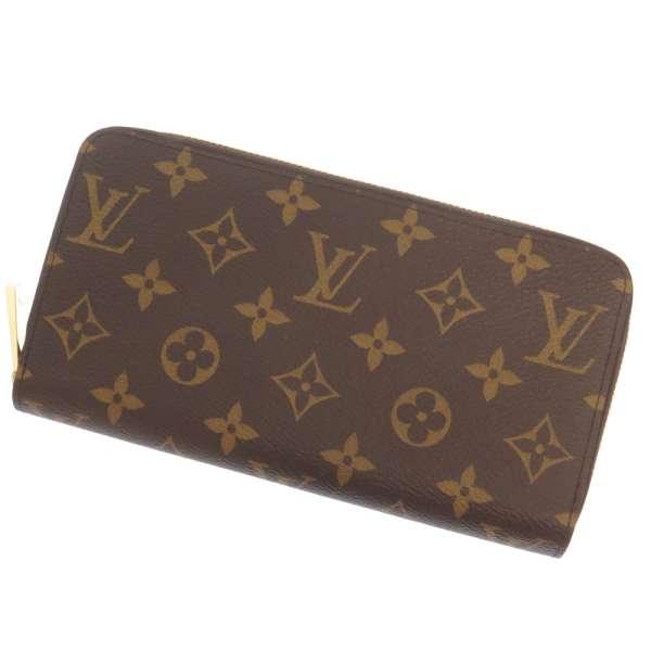 ルイヴィトン 長財布 モノグラム ジッピー・ウォレット M41896 LOUIS VUITTON ヴィトン 財布