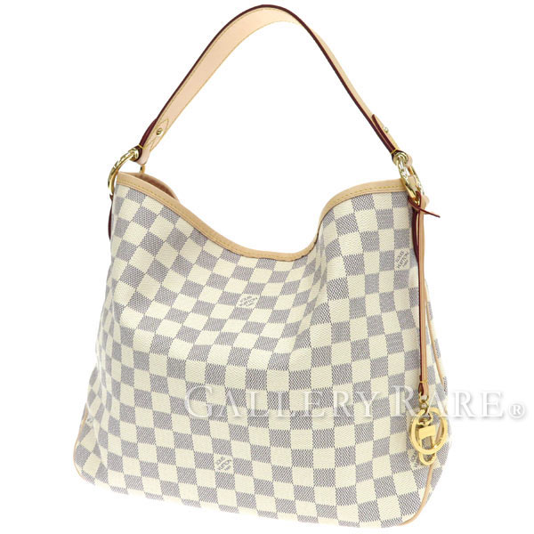 6450fa5a4375 Louis Vuitton shoulder bags Damier Azur delightful PM N41606 LOUIS VUITTON  Vuitton bag shoulder