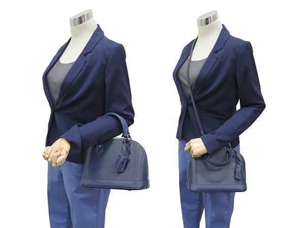 Louis Vuitton 手袋 EPI Alma BB 2way 肩包 M40855 路易威登路易威登手提包