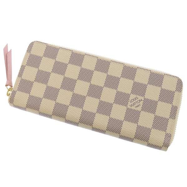 ルイヴィトン 長財布 ダミエ・アズール ポルトフォイユ・クレマンス N61264 LOUIS VUITTON ヴィトン 財布