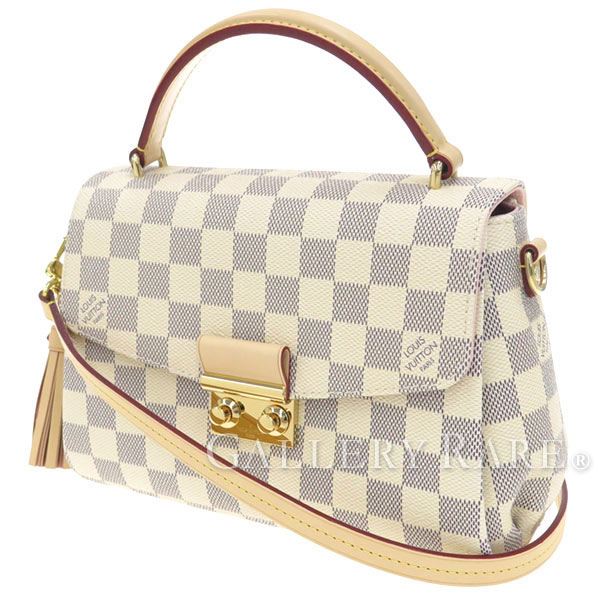 Louis Vuitton Handbag Damier Azur Croisette N41581 Bag