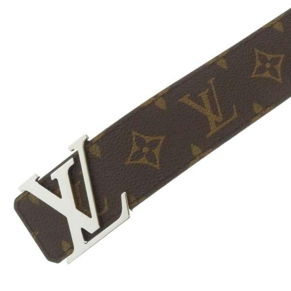 路易 · 威登带会标 San TUR LV 初始可逆 40 毫米大小 90 厘米 M 9821 U 路易威登路易威登男士