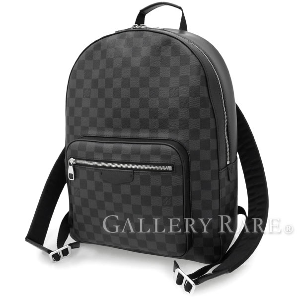 3f04097e64a gallery rare louis vuitton backpack damier graphite josh backpack ...