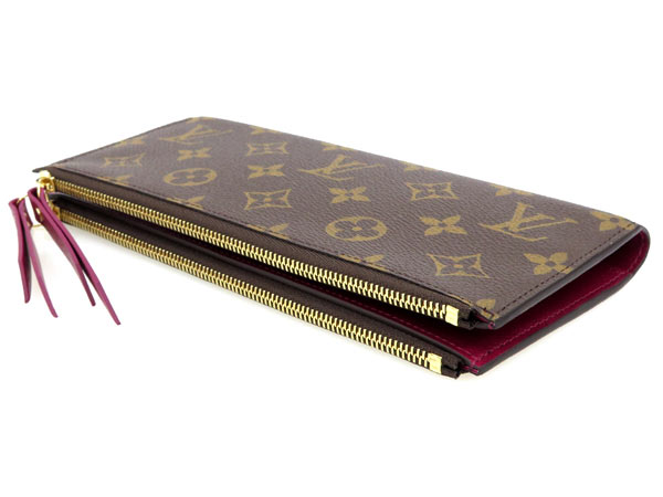Louis Vuitton wallet Monogram wallet-Adele M61269 LOUIS VUITTON Vuitton wallets