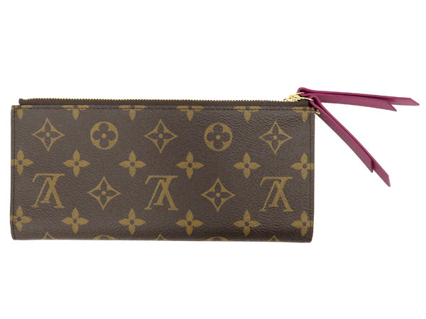 Louis Vuitton wallet Monogram wallet-Adele M61269 LOUIS VUITTON Vuitton wallets
