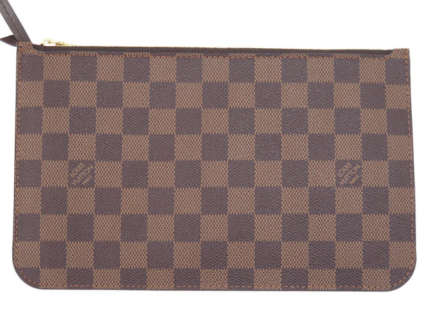 N41358 路易 · 威登手袋路易 · 威登大手提包双色格子 neverfull MM 袋