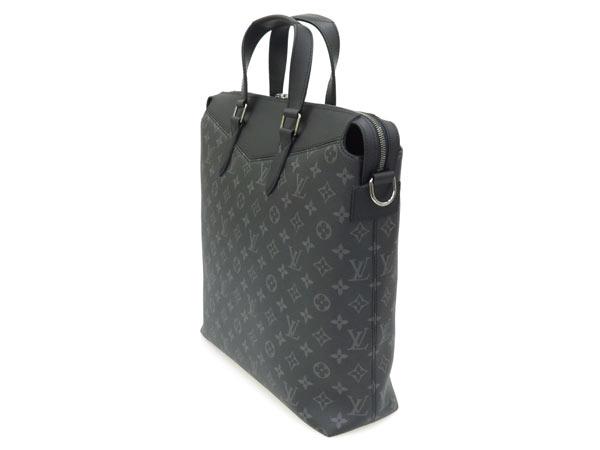 路易 · 威登手提袋会标 Eclipse 资源管理器 M40567 路易威登路易威登男式包 2 方式肩手提包