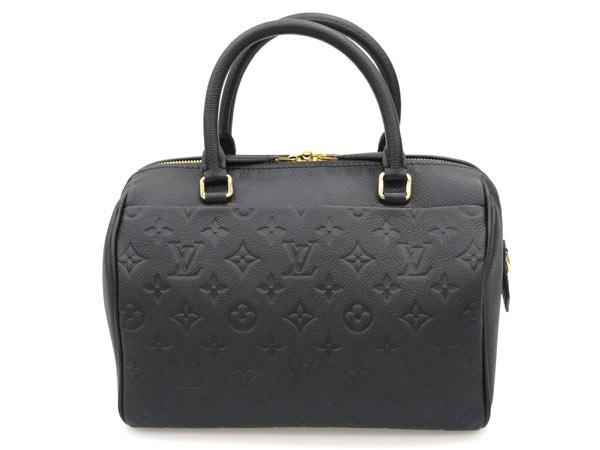 Gallery Rare Louis Vuitton Handbag Monogram Empreinte Speedy And
