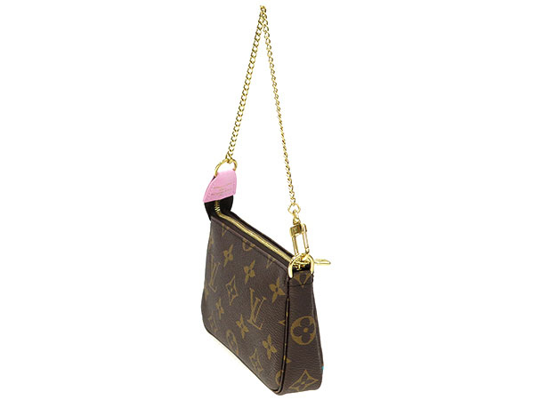 Louis Vuitton bag Monogram Pochette Accessoires or M62141 LOUIS VUITTON Vuitton cosmetic pouch Atlantic cruise print 2016 new