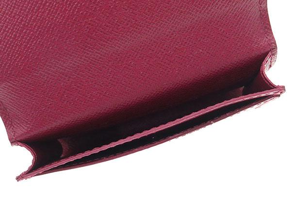 Gallery rare rakuten global market louis vuitton epi leather louis vuitton epi leather business card holder cult de visite m56167 vuitton louis vuitton card put colourmoves