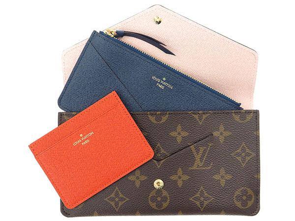 路易 · 威登长钱包/路易威登钱包珍妮 M62203 路易威登路易威登钱包卡持卡人