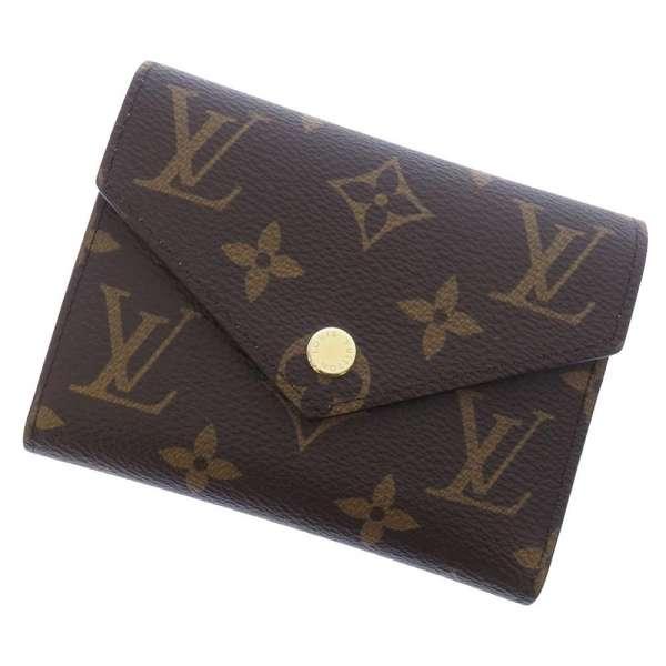 Gallery Rare: Louis Vuitton wallet Monogram wallet, Victorine M62360 VUITTON LOUIS VUITTON fold ...