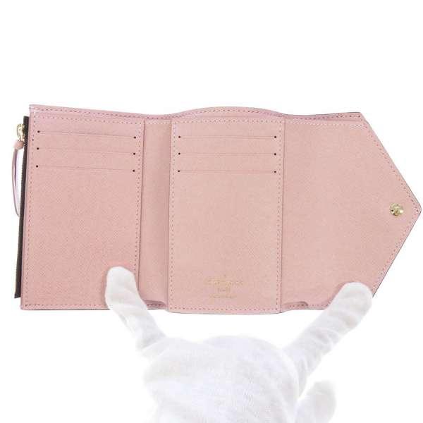 路易 · 威登钱包会标钱包,维多利 M62360 路易威登路易 · 威登折粉红色
