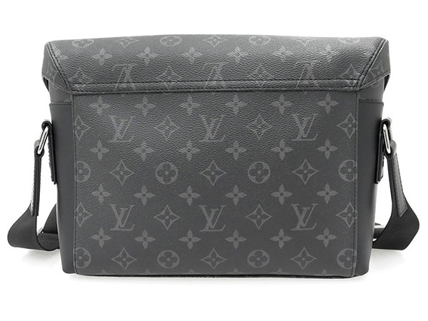 Louis Vuitton shoulder bag Monogram Eclipse Messenger-voyage PM M40511 LOUIS VUITTON Vuitton bag men