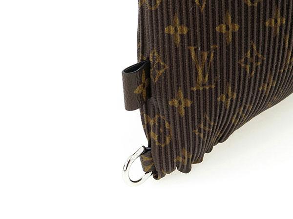 部的百褶抽绳器路易威登会标毫米 M42545 路易 · 威登挎包路易 · 威登挎包