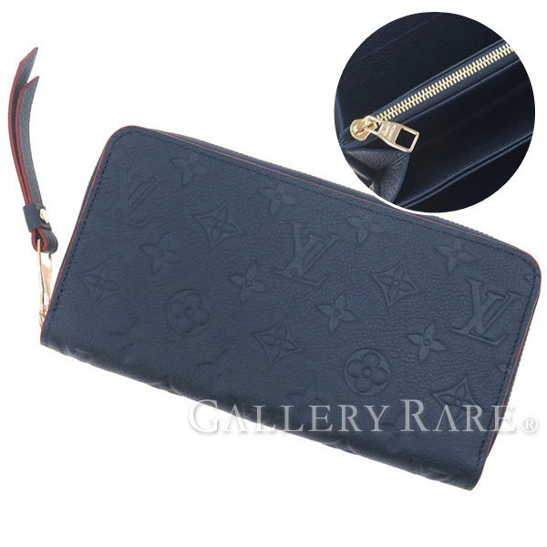 Louis Vuitton wallet Monogram empreinte zippy wallet M62121 VUITTON LOUIS  VUITTON wallets 3fbbc1007