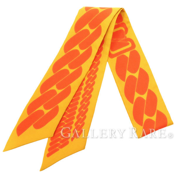 エルメス スカーフ ツイリー シルクツイル クリック・セ・ヌエ Clic Cest Noue HERMES シルクスカーフ