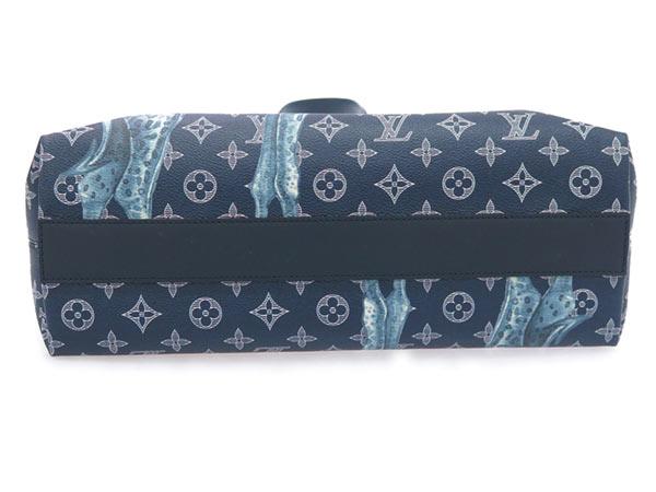 Louis Vuitton tote bag monogram savanna Thoth M54127 LOUIS VUITTON Chapman Brothers Vuitton 2way shoulder bag bag men