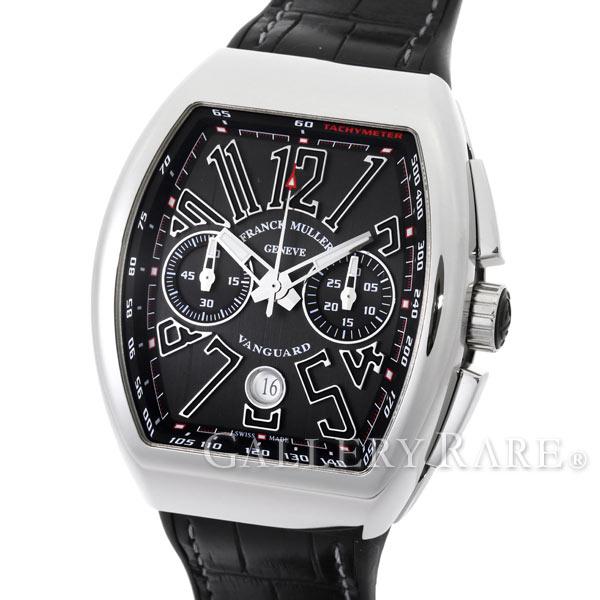 【最大3万円OFF★7/1(金) 0時~】 フランクミュラー ヴァンガード クロノグラフ V45CCDT ACNR FRANK MULLER 腕時計