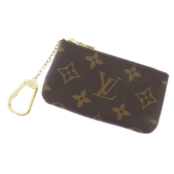 56a0f4a9951 Monogram Louis Vuitton coin purse key and change holder M62650 VUITTON  LOUIS VUITTON coin purse
