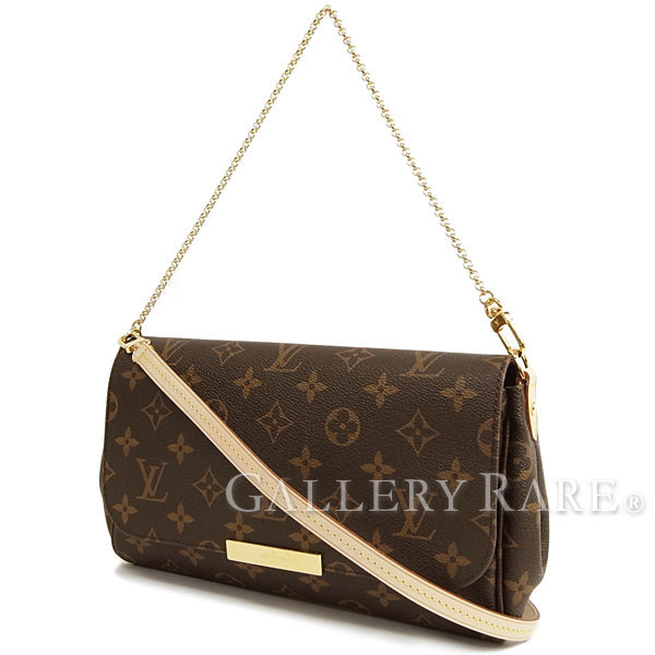 Louis Vuitton Shoulder Bag Monogram Feh Wart Ritt Mm M40718