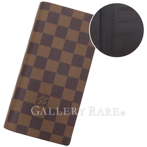 d558c49139e8 Takeru Louis Vuitton wallet ダミエポルトフォイユ brother N60017 LOUIS VUITTON Vuitton  wallet men
