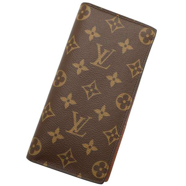 bc0512d1114f Takeru Louis Vuitton wallet モノグラムポルトフォイユ brother M66540 LOUIS VUITTON  Vuitton men wallet