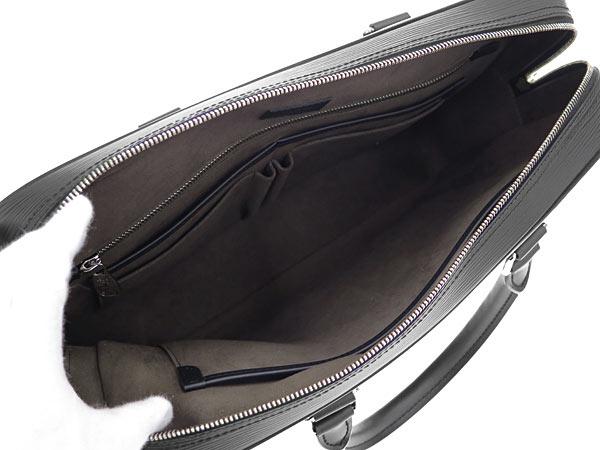 Louis Vuitton business bag EPI port document business PDB M54092 LOUIS VUITTON Vuitton bag paper bag men