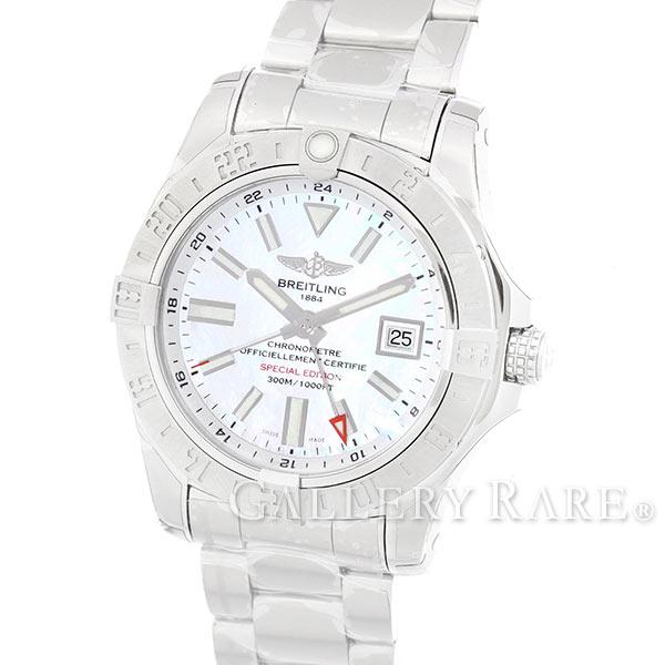 【最大3万円OFF★7/1(金) 0時~】 ブライトリング アベンジャー2 GMT AVENGERII A3239011/A809 BREITLING 腕時計