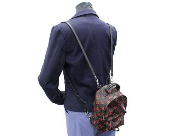 Louis Vuitton rucksack monogram Palm Springs backpack MINI M41457 LOUIS  VUITTON PALM SPRINGS crossbody micro bag fd1ec92ff3