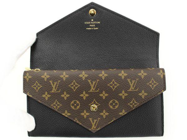 best sneakers a1f44 35cae Louis Vuitton wallet V M64319 LOUIS VUITTON DOUBLE V