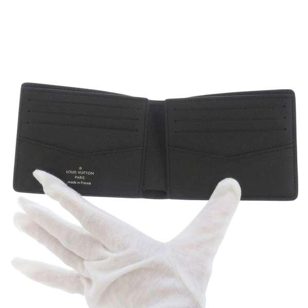 ルイヴィトン 財布 ダミエ・グラフィット ポルトフォイユ・スレンダー N63261 LOUIS VUITTON ヴィトン 札入れ メンズxBrdoeC