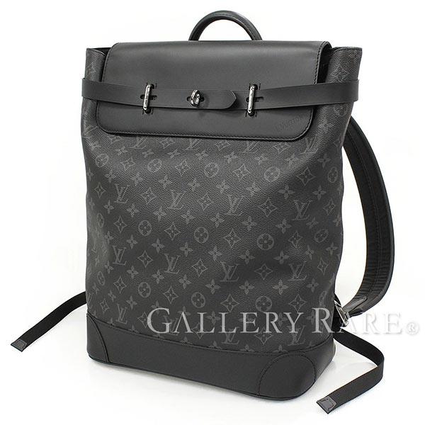 Louis Vuitton Rucksack Monogram Eclipse Steamer Backpack M44052 Bag Men