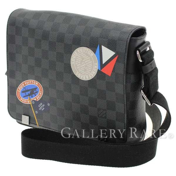Louis Vuitton Pm Nm N41054 Messenger Bag Men Travel Sticker