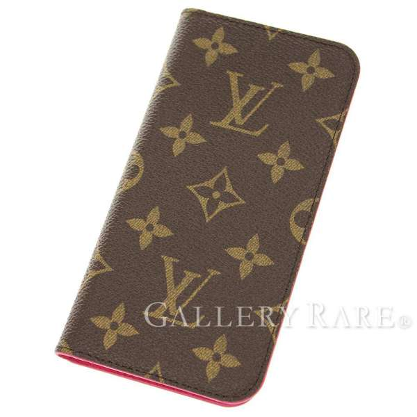 newest collection 4dd29 c4625 Ai Louis Vuitton phone case monogram IPHONE X folio M63444 LOUIS VUITTON  Vuitton carrying case iPhoneX