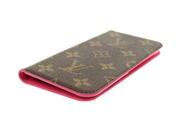 newest collection be504 dbba5 Ai Louis Vuitton phone case monogram IPHONE X folio M63444 LOUIS VUITTON  Vuitton carrying case iPhoneX